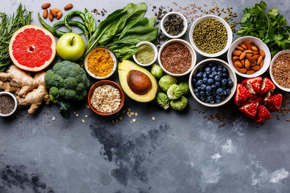 various-fruits-and-vegetables-that-are-considered-clean-eating