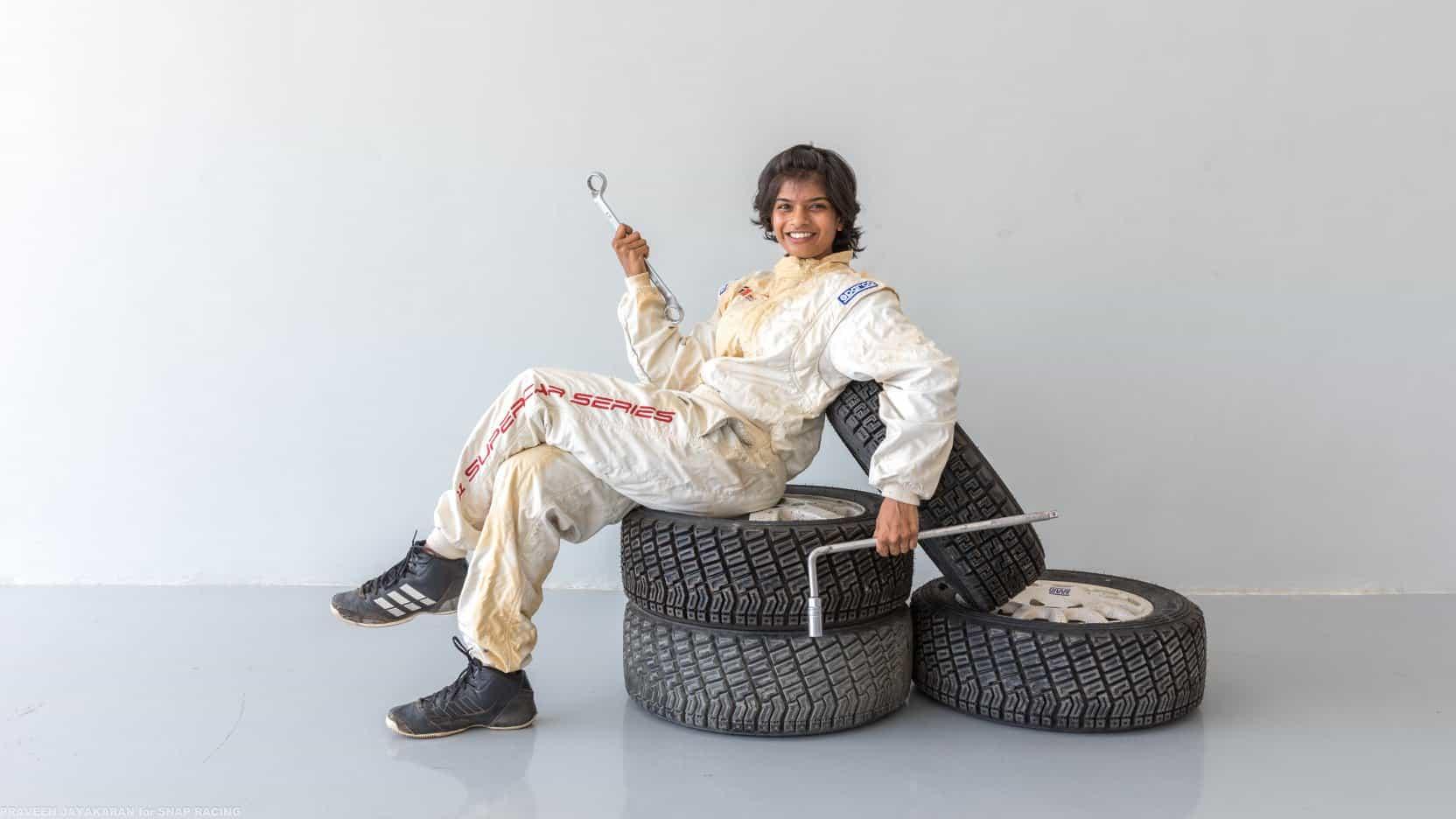Glxy-Priyamvada-car-racer