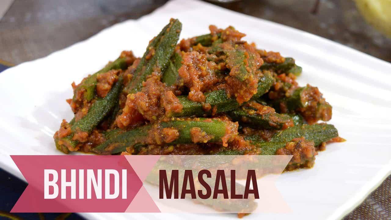 Masala-Bhindi