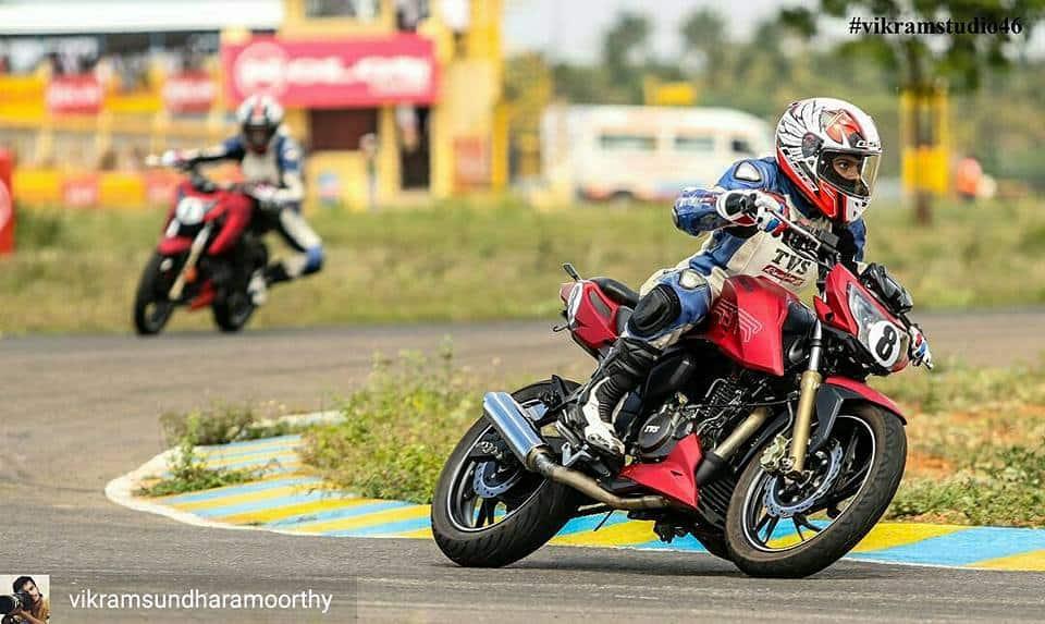 priyamvada-saradhi-Bike-Racer