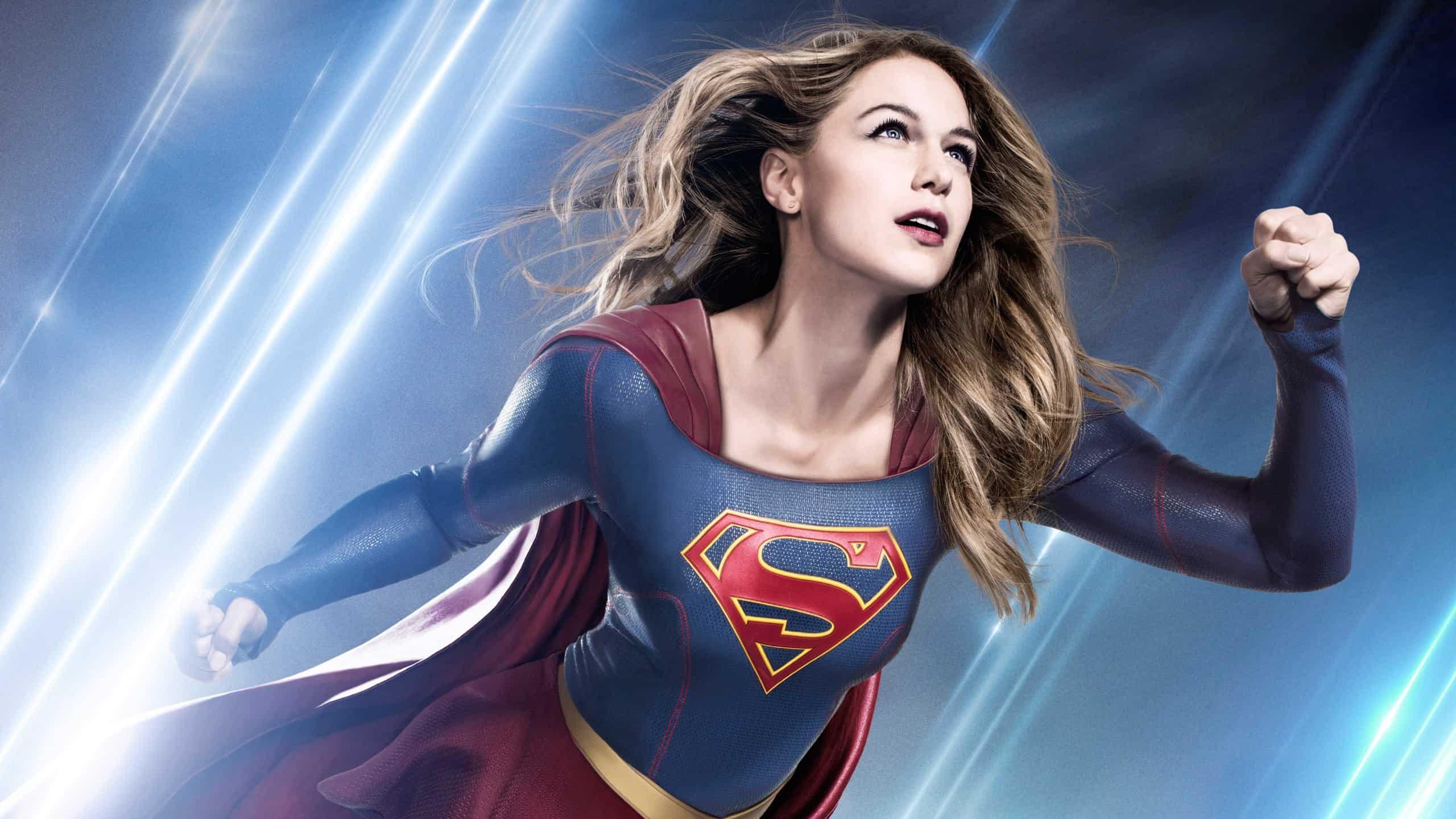 Get Supergirl Wallpaper Season 4 PNG
