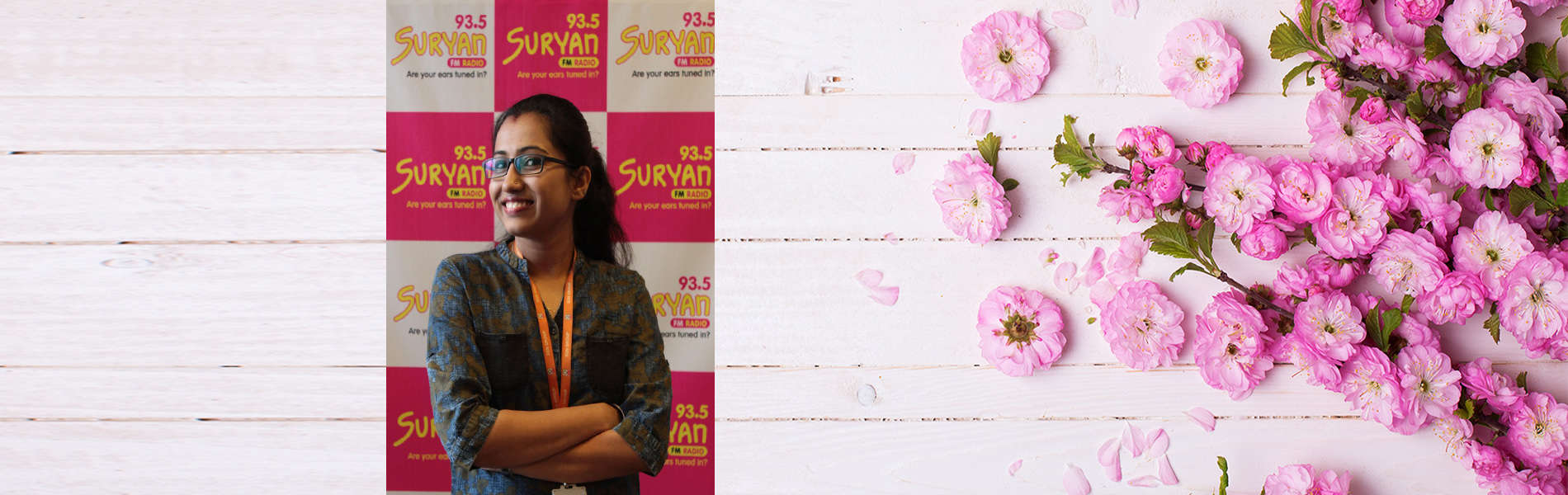 An Exclusive interview with RJ Abinaya, Suriyan FM