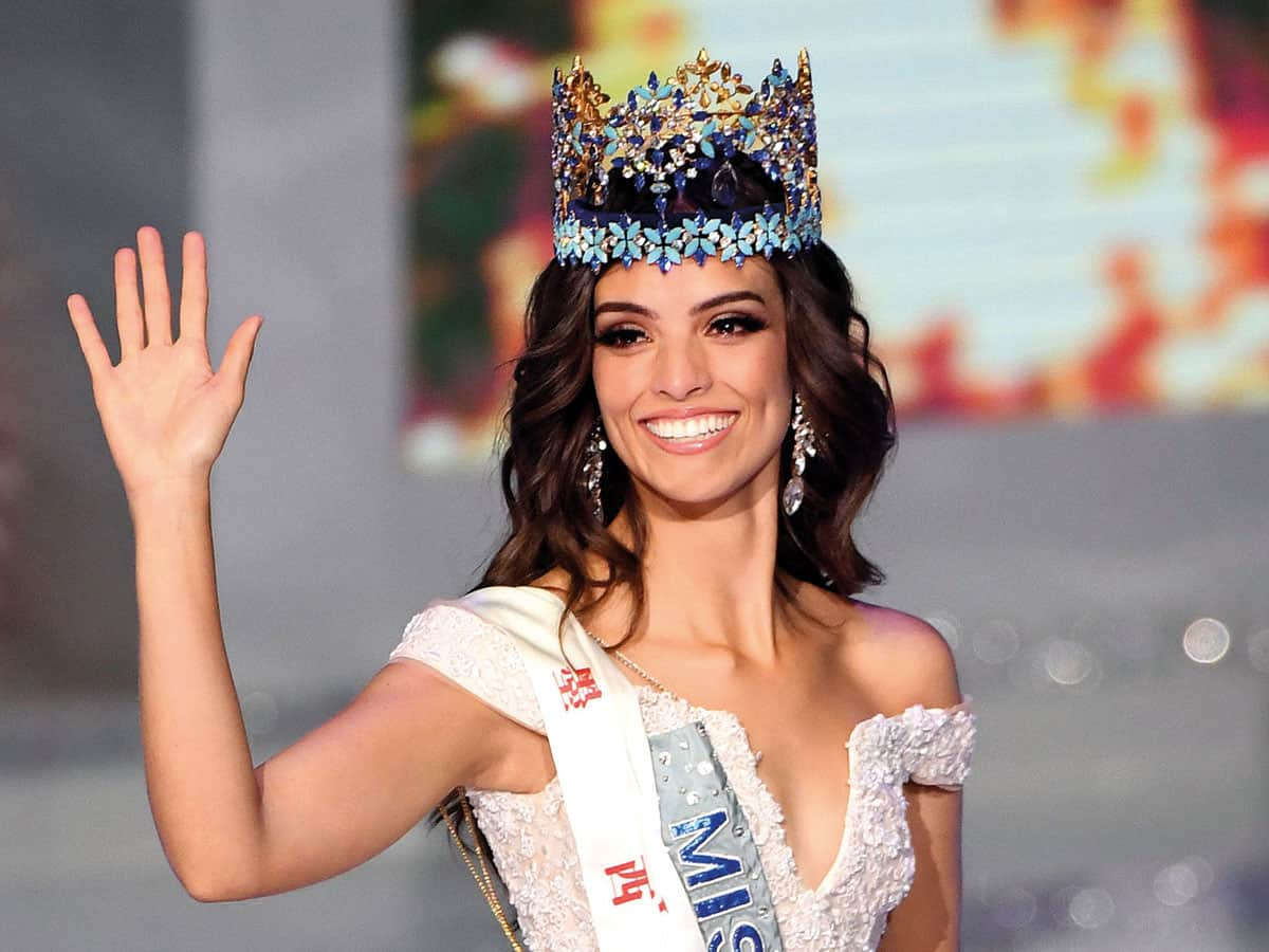 Miss World 2018 – Vanessa Ponce