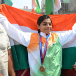 First Indian world cup medalist in gymnastics – Aruna Reddy, tells us her story