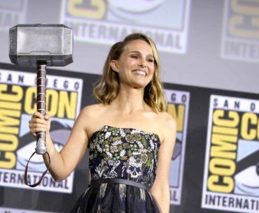 Natalie Portman as Marvel's Lady Thor