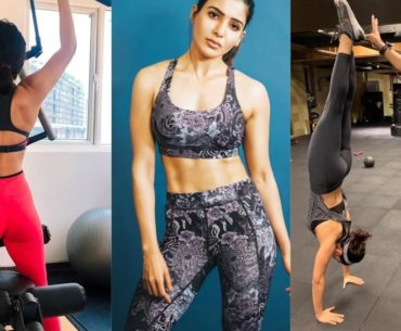 Samantha Akkineni Reveals Her Inspiring Diet Plans