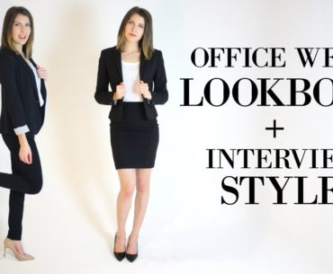 STYLING TIPS FOR JOB INTERVIEW FOR WOMEN