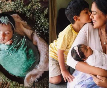 Sameera Win Hearts by Sharing Pregnancy Photographs