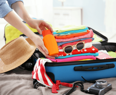 Things to pack for women travelers