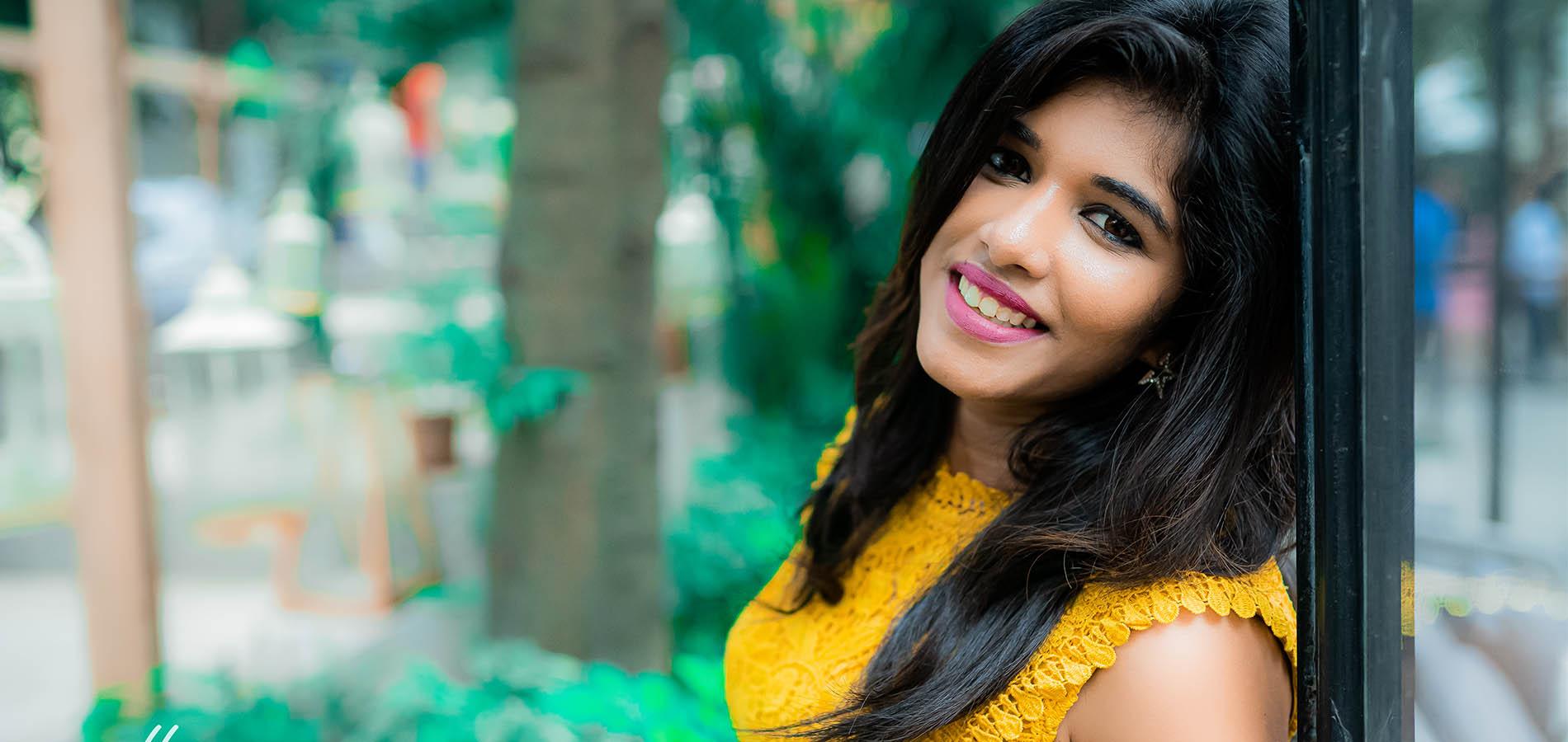 Preethi Naidu – Taking small steps towards big dreams