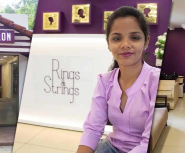 Lyn Vassou – Self-made chennai based makeup artist builds her own brand